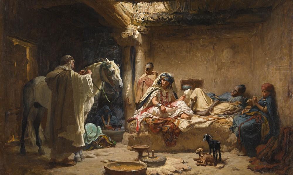 Стихи Омара Хайяма о богатстве и нищете