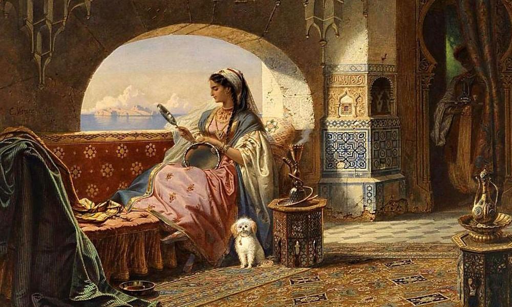 Стихи Омара Хайяма о красоте