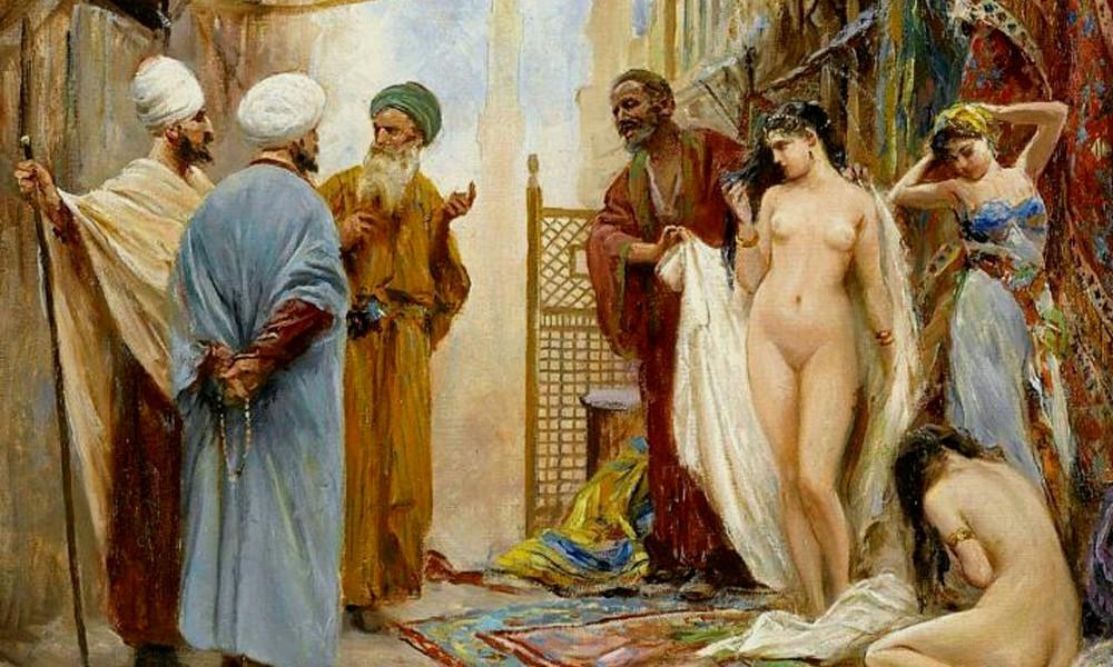 Стихи Омара Хайяма о рабстве