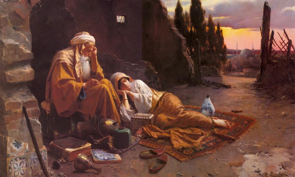 Стихи Омара Хайяма о страдании