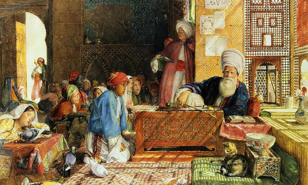 Стихи Омара Хайяма об учении и знаниях
