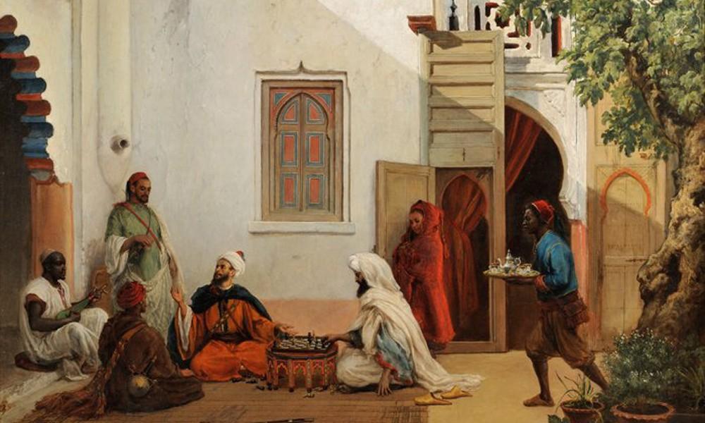 Стихи Омара Хайяма о виночерпии