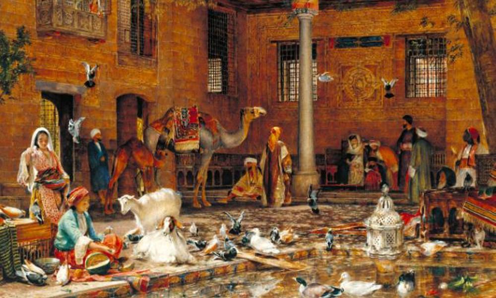 Стихи Омара Хайяма о загробном мире