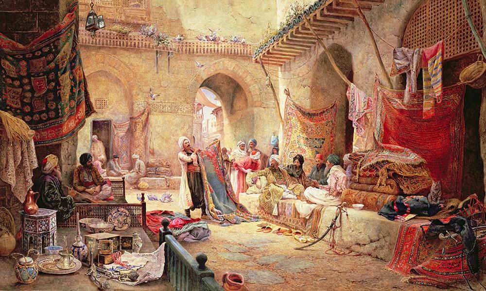 Стихи Омара Хайяма о жадности