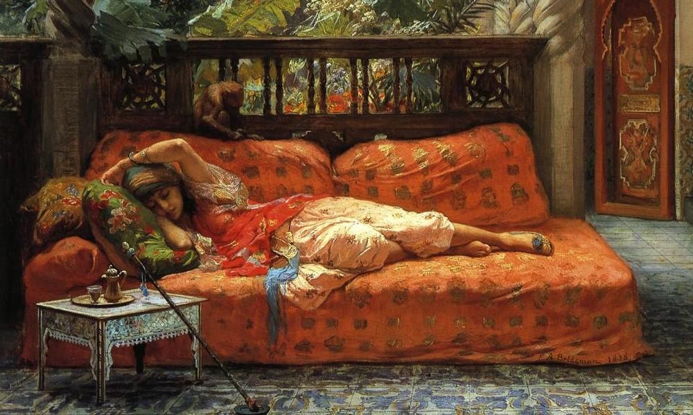 Стихи Омара Хайяма о женщине